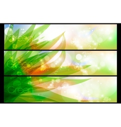 Background in pastel colors with green grass vector