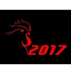 Cock 2017 vector