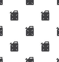 jerrycan seamless pattern vector image