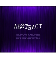 Abstract gradient line background vector image vector image