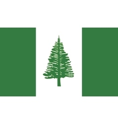 Ohio flag image vector