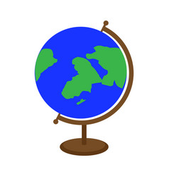 School geographical globeschool geographical globe vector