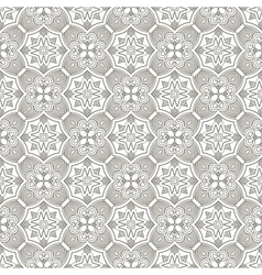 Seamless ornamental ethnicity pattern vector