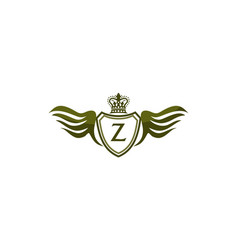 Wing shield crown initial z vector