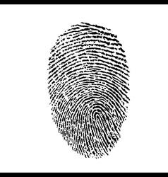 A finger print vector