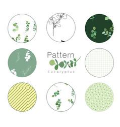 d-62-09-7-pattern vector image