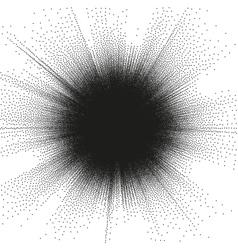 Retro halftone stippled background EPS 10 vector image