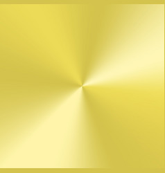 yellow conical gradient vector image