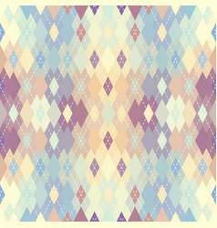 Argyle seamless pattern background pattern vector