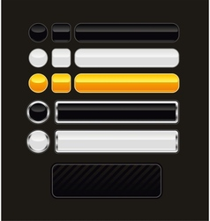 interface details vector image
