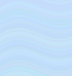 Light blue abstract smooth wave background vector image