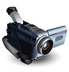 camera video vector image