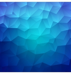 Abstract Triangle Geometrical Colorful Background vector image vector image