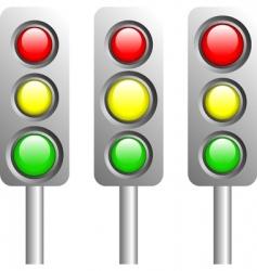 Road light vector