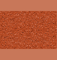 Seamless red granite pattern for floor and wall vector