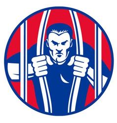 Escaping prisoner symbol vector