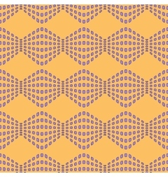 Rhombus chaotic seamless pattern 7607 vector image