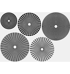 Circle Effects vector