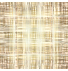 Abstract Background With Brown Yellow Threads vector image vector image