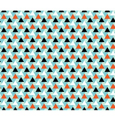 Geometric abstract seamless pattern motif vector image vector image