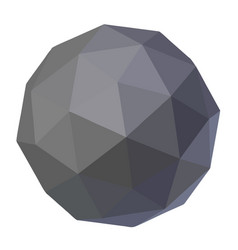 science ball vector image