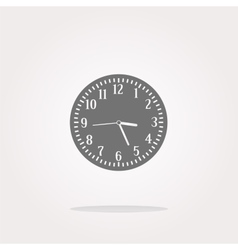 Time Icon Time Icon Time Icon Object vector image