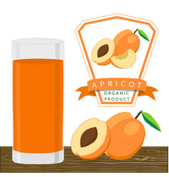 The apricot vector