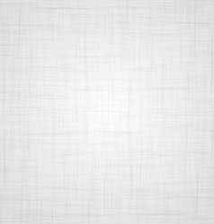 White Linen Texture vector image vector image