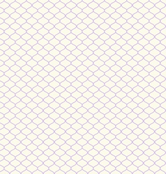 Retro Purple Net Pattern on Pastel Color vector image vector image