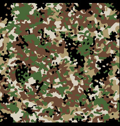 arid flectarn camouflage seamless patterns vector image