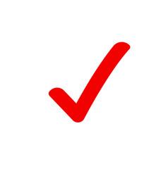 Checkmark correct tick icon confirm approval vector