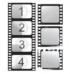 movies vector image
