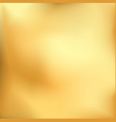 golden metal realistic gradient gold pattern vector image