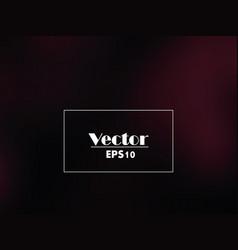 Gradient black maroon background vector