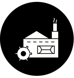 mill icon vector image