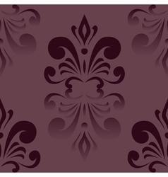 Seamless vinous pattern vector