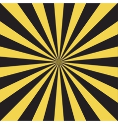 modern stripe rays background vector image