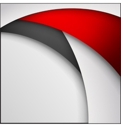 Abstract background of red white and black vector image abstract background of red white and black vector image vector image voltagebd Gallery