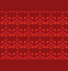 Creative beautiful decorative seamless pattern vector