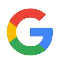 google logo vector image