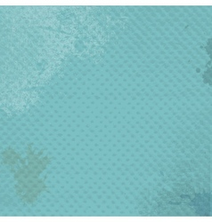Grunge blue paper texture vector image vector image