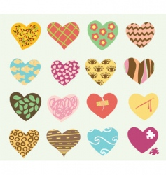 love doodle vector image vector image