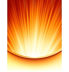 abstract card burst vector image
