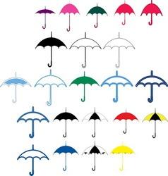 Umbrella NEW FINAL vector image
