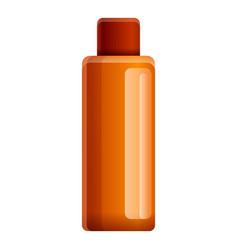 Bottle diffuser icon cartoon style vector