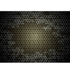 Steel plate rusty abstract pattern vector image
