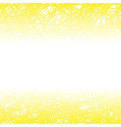 Abstract Yellow Line Background vector