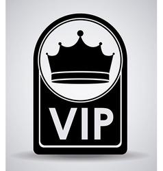 VIP design vector