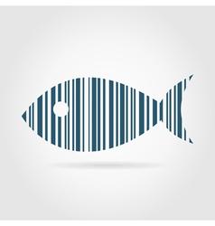 Abstract fish2 vector image