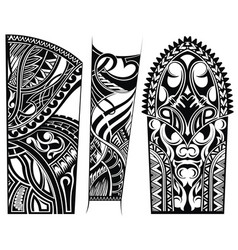 tattoo ornament vector image